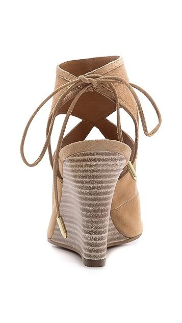 Aquazzura Sexy Thing Wedge Sandals