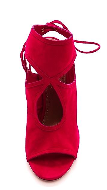 Aquazzura Sexy Thing Cutout Sandals