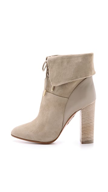 Aquazzura Cambridge Booties