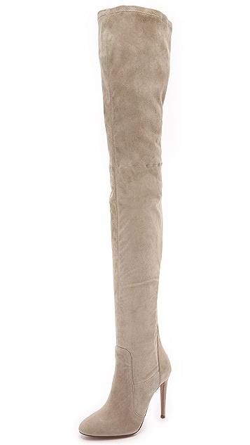 Aquazzura All I Need Over the Knee Boots