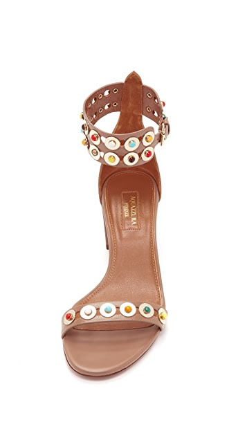 Aquazzura Byzantine Sandals