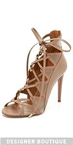 French Lover Sandals                Aquazzura