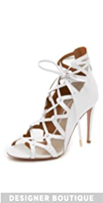 French Lover Bridal Sandals                Aquazzura