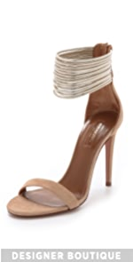 Spin Me Around Sandals                Aquazzura