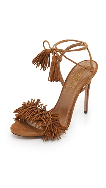 Aquazzura Wild Thing Sandals