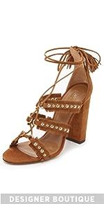 Tulum Sandals                Aquazzura