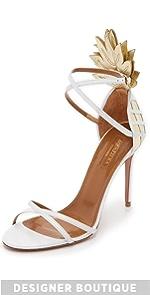 Pina Colada Sandals                Aquazzura