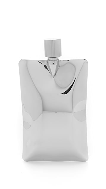 Areaware Liquid Body Flask