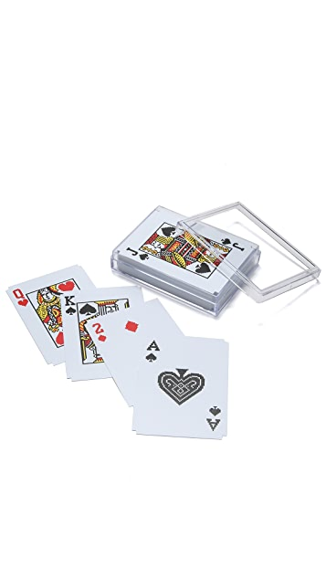 Areaware Solitaire Playing Cards