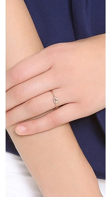 Ariel Gordon Jewelry Love Knot Ring