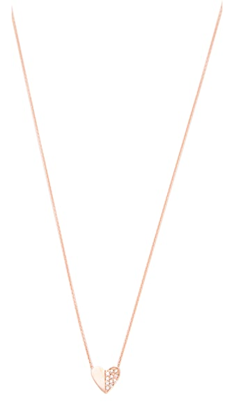 Ariel Gordon Jewelry Close to My Heart Necklace