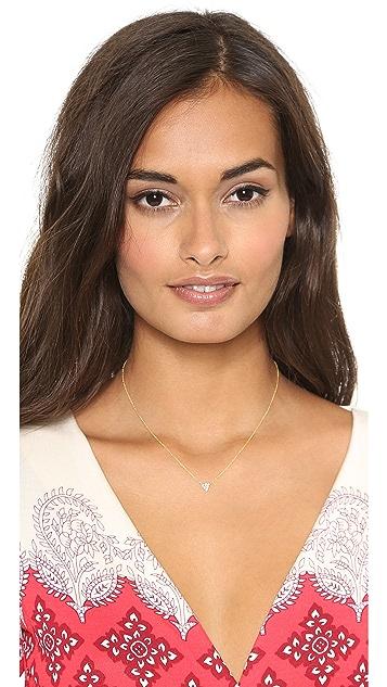 Ariel Gordon Jewelry Diamond Triad Necklace