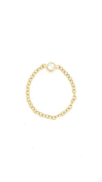 Ariel Gordon Jewelry Diamond Chain Ring