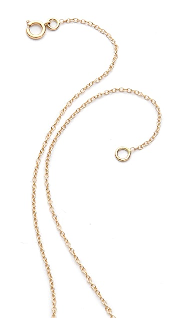 Ariel Gordon Jewelry Triple Over the Tee Lariat Necklace