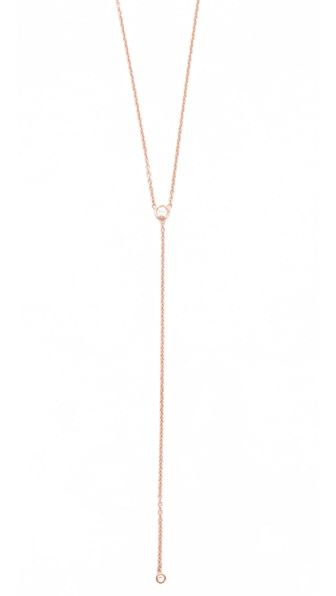 Ariel Gordon Jewelry Diamond Lariat Necklace