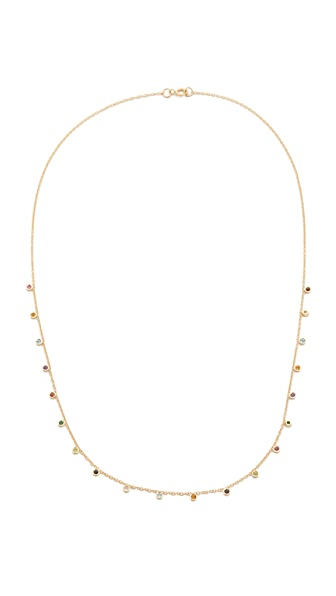 Ariel Gordon Jewelry 14k Gold Candy Crush Necklace