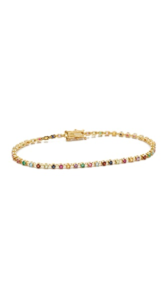 Ariel Gordon Jewelry Candy Crush Tennis Bracelet
