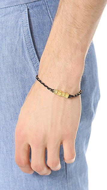 Arizaga Money Bracelet