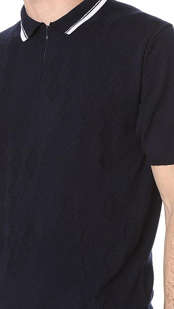 Armoire Officielle Martin Knit Polo