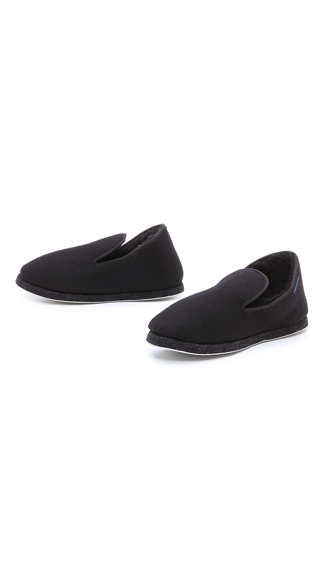7e79bb7a8e6 Armor-Lux Classic Wool Slippers