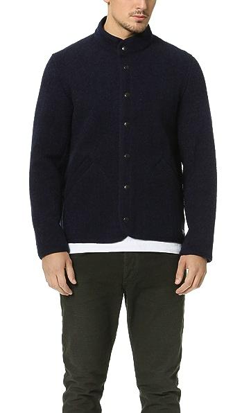 Arpenteur Raschel Knit Jacket