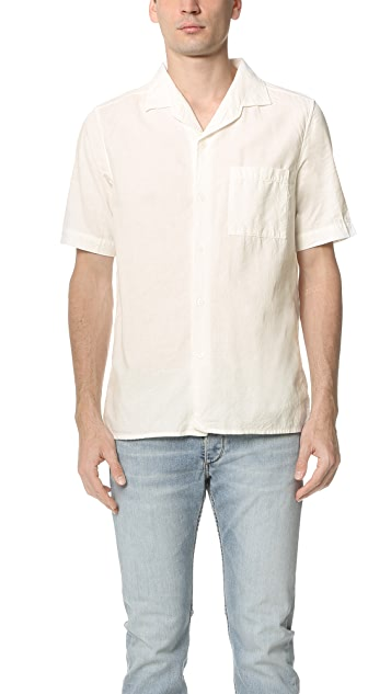 Arpenteur Pyjama Pique Shirt
