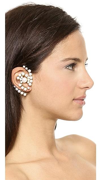 Amber Sceats Imitation Pearl Right Ear Cuff