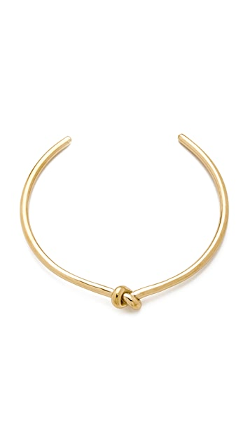 Amber Sceats Tie the Knot Choker Necklace