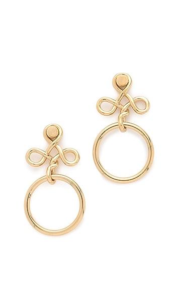 Amber Sceats Simba Earrings