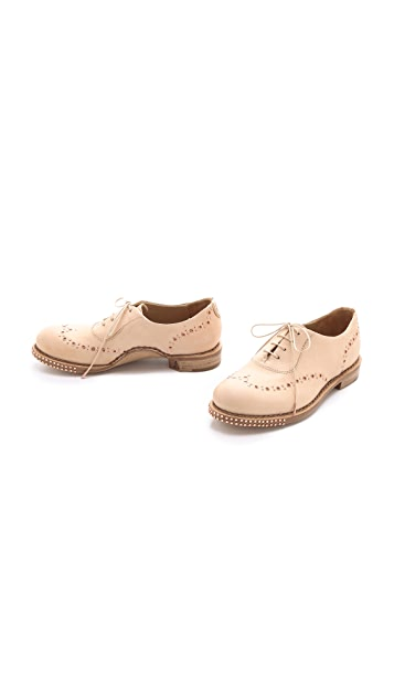 The Office of Angela Scott Mr. Leopold Brogue Oxfords