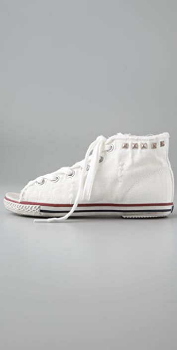 Ash Neo High Top Sneakers