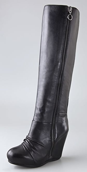Ash Ursula Ruched Boots