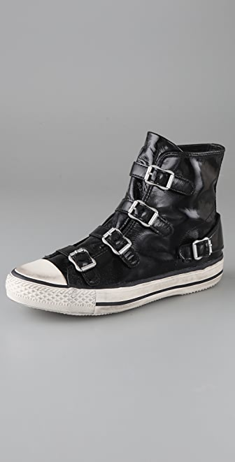 Ash Virgin Buckle Sneakers