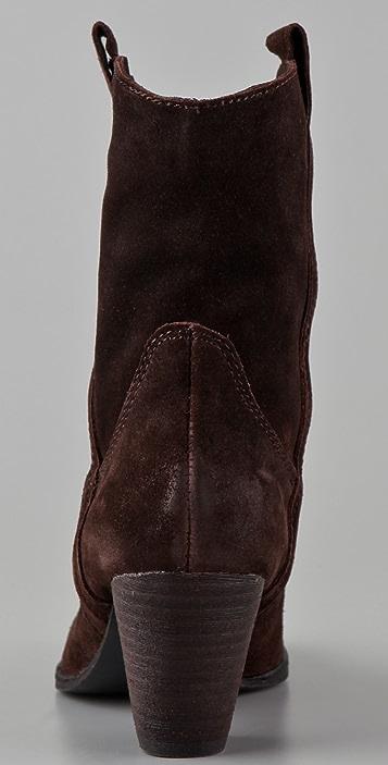 Ash Lenny Mid Heel Booties