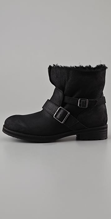Ash Russia Engineer Booties