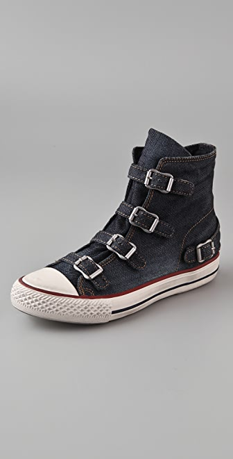 Ash Virgin Bis Buckle Sneakers