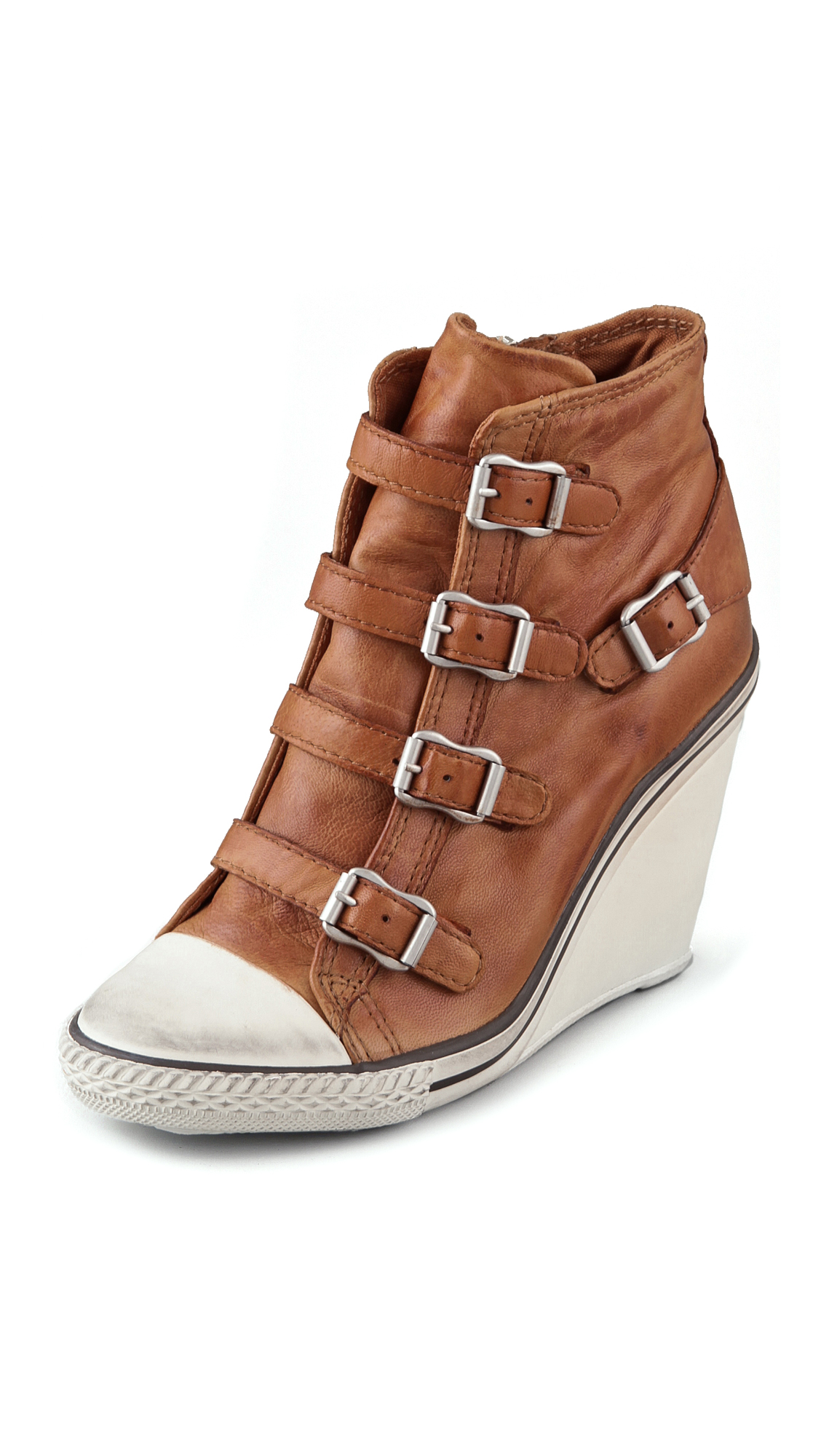 70e0971705f9 Ash Thelma Wedge Sneakers