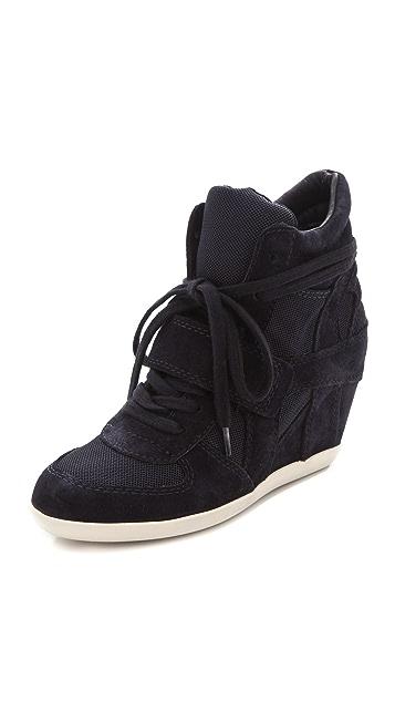 Ash Bowie Bis Wedge Sneakers