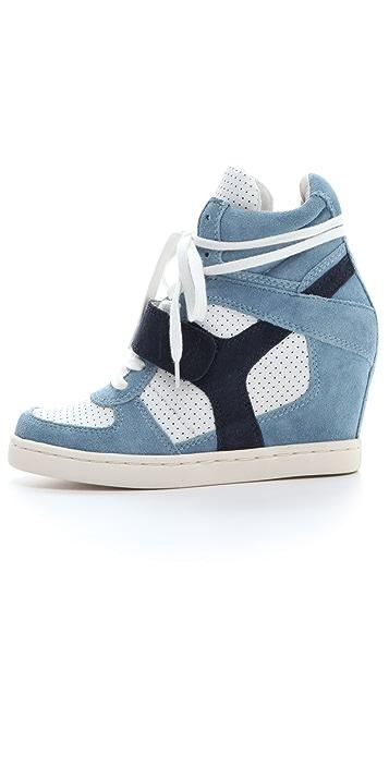 Ash Cool Wedge Sneakers