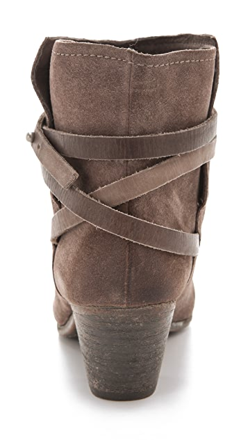 Ash Nikita Wrap Booties