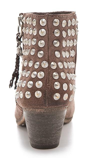 Ash Nevada Studded Booties