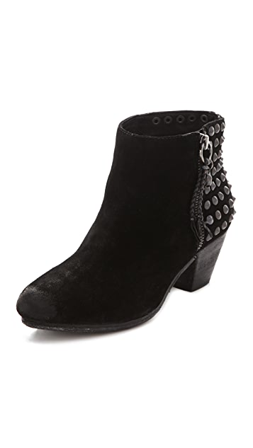 Ash Nevada Studded Booties
