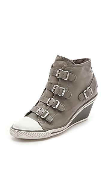 Ash Genial Wedge Sneakers