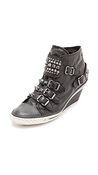 Ash Gwen Wedge Sneakers
