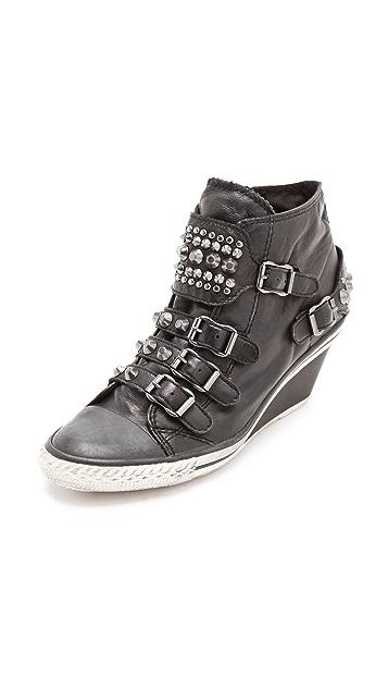 Ash Gwen Wedge Sneakers