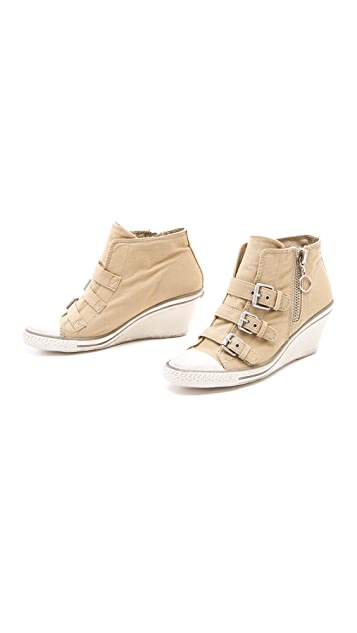 Ash Ginger 3 Buckle Sneakers