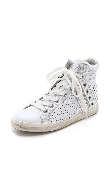 Ash Subway High Top Sneakers