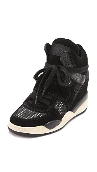 Ash Funky Bis Wedge Sneakers