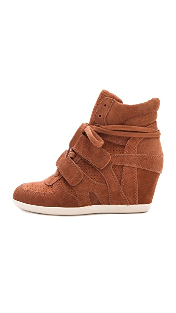Ash Bea Wedge Sneakers