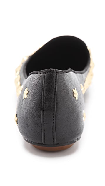 Ash Infini Star Studded Loafers